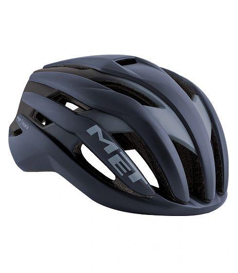 ☆【MET】30ヘルメット Blue Shaded Black   M