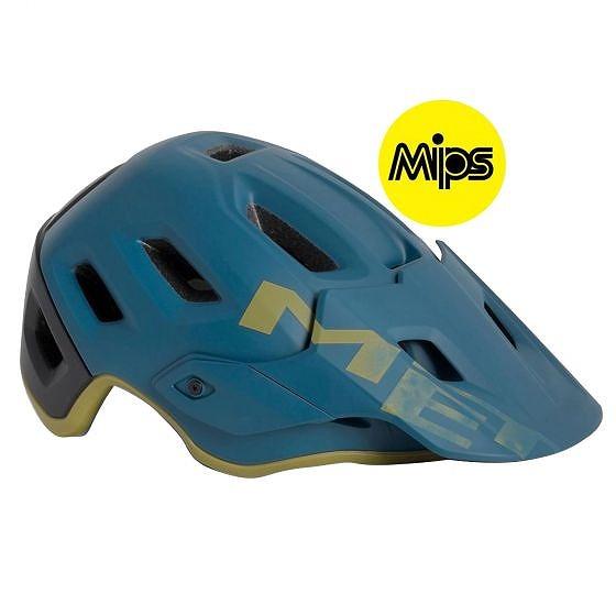 ☆【MET】Roam MIPSヘルメット Legion Blue Sand   L
