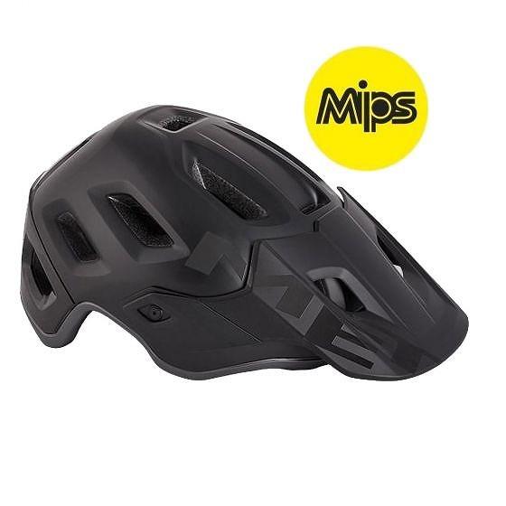 ☆【MET】Roam MIPSヘルメット Black | S