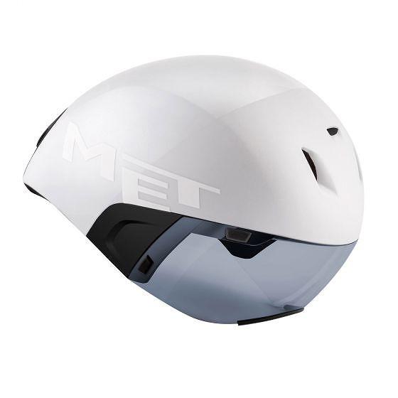☆【MET】Codatroncaヘルメット White / Black | S