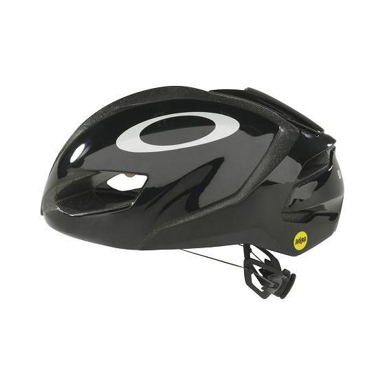 ☆【Oakley】ARO5ロードヘルメット Black | Large (56-60cm)