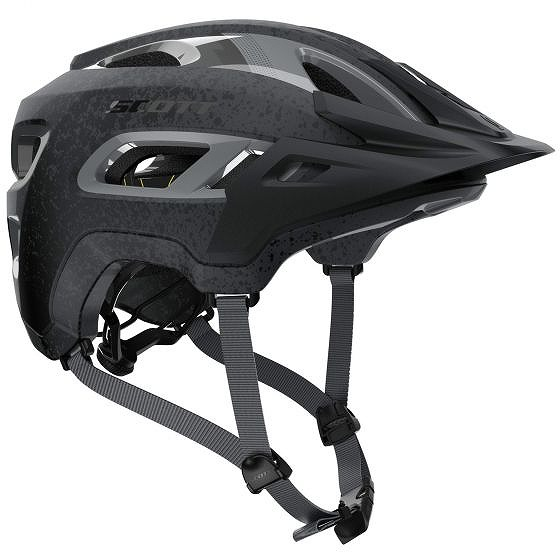 ☆【Scott】Stego MIPSヘルメット Dark Grey | S