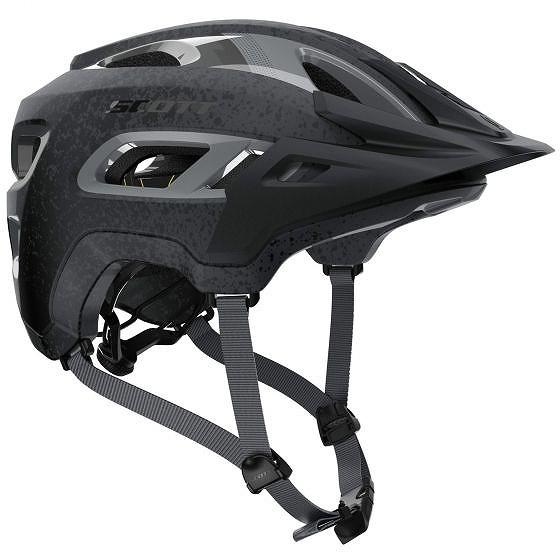 ☆【Scott】Stego MIPSヘルメット Dark Grey   M