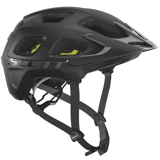 ☆【Scott】Vivo Plus MIPSヘルメット Black | L