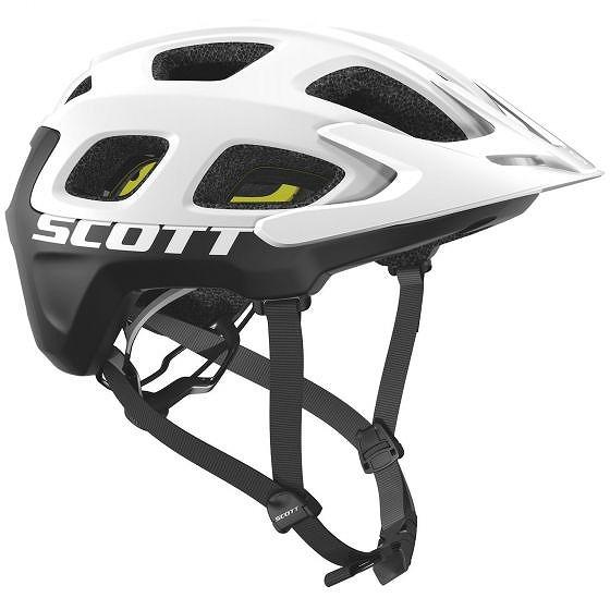 ☆【Scott】Vivo Plus MIPSヘルメット White / Black | M