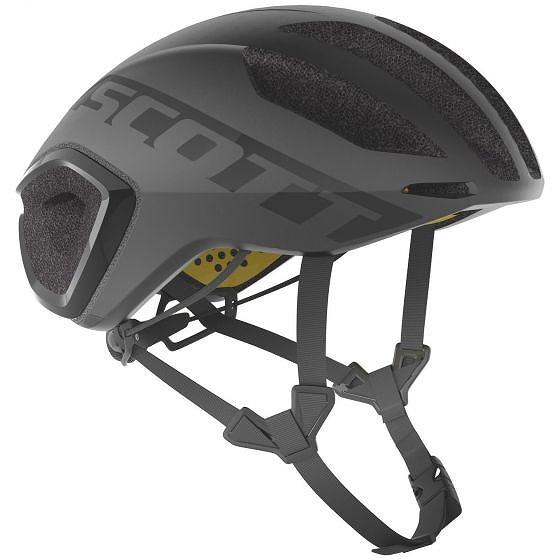 ☆【Scott】Cadence Plus MIPSヘルメット Black | L