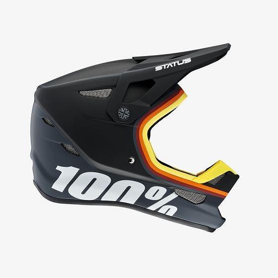 ☆【100%】ステータスフルフェイスヘルメット Kramer | XS
