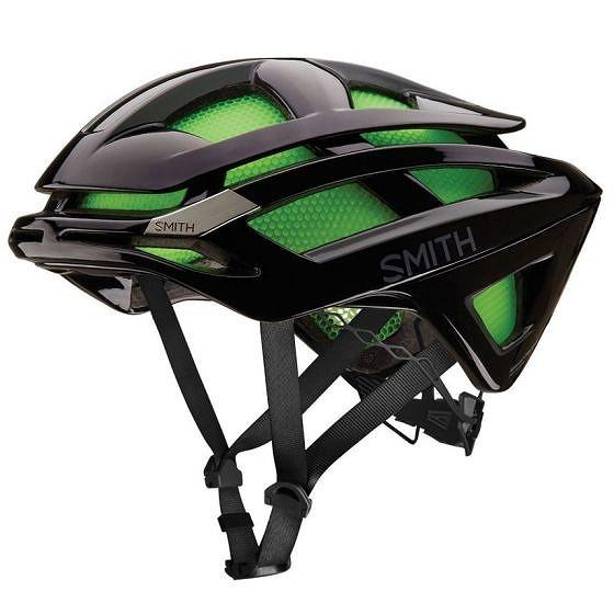 ☆【Smith Optics】追い越しヘルメット 黒 | S