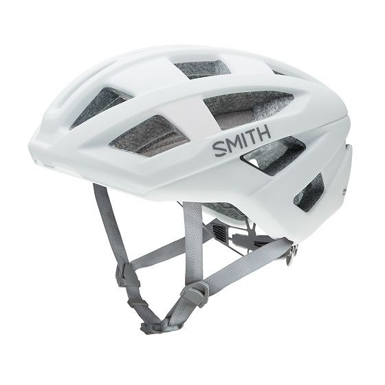 ☆【Smith Optics】スミスポータルヘルメット Matte White | L