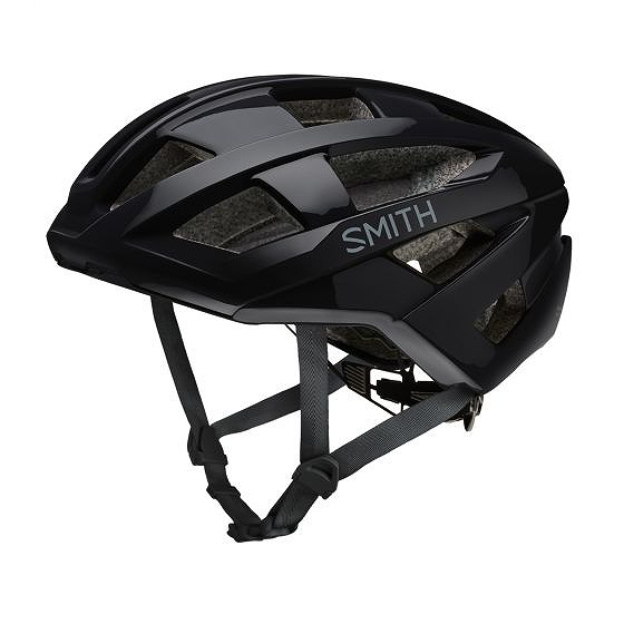 ☆【Smith Optics】スミスポータルヘルメット Black | M