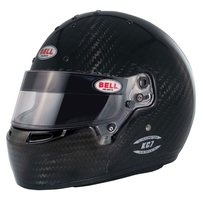☆【Bell】カーボンKC7-CMR カート ヘルメット サイズ 59cm ベル