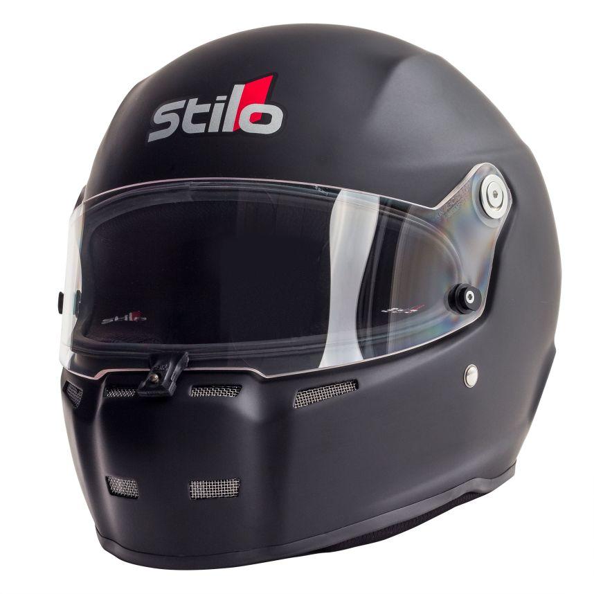 ☆【Stilo】ST5 CMR カート ヘルメットブラック サイズ XS(54cm)~L(59cm)
