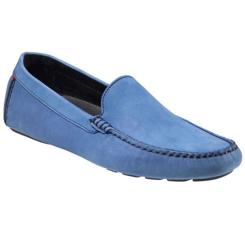 ☆【Piloti】 ピロティ オフィシーナ ローファーシューズ ブルー 青 サイズ UK 8 /Eur 42 ~UK 11/Eur 46 Officina Loafer Shoes