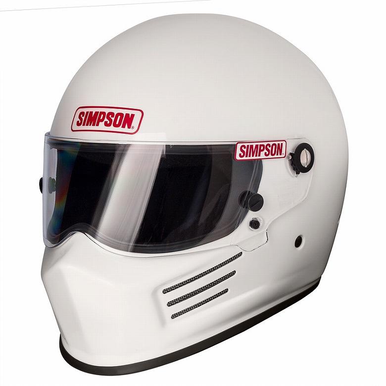☆【Simpson】バンディットヘルメット サイズ XL(60-62cm)