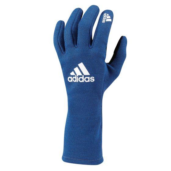 【Adidas】Daytona Race Gloves アディダス「デイトナ」レース レーシング グローブ (FIA 8856-2000公認)ブルー 青 2層構造