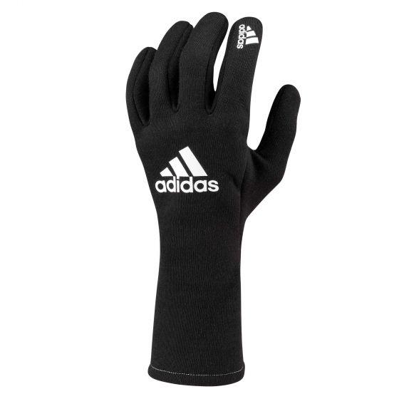 【Adidas】Daytona Race Gloves アディダス「デイトナ」レース レーシング グローブ(FIA 8856-2000公認)ブラック 黒 2層構造