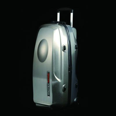 【PROTEX】Racing r-1 SPECULAR ★限定オーダー★ 容量約66Lのアルミ蒸着Ver.流線フォルムのスマートキャリー(スペキュラー)