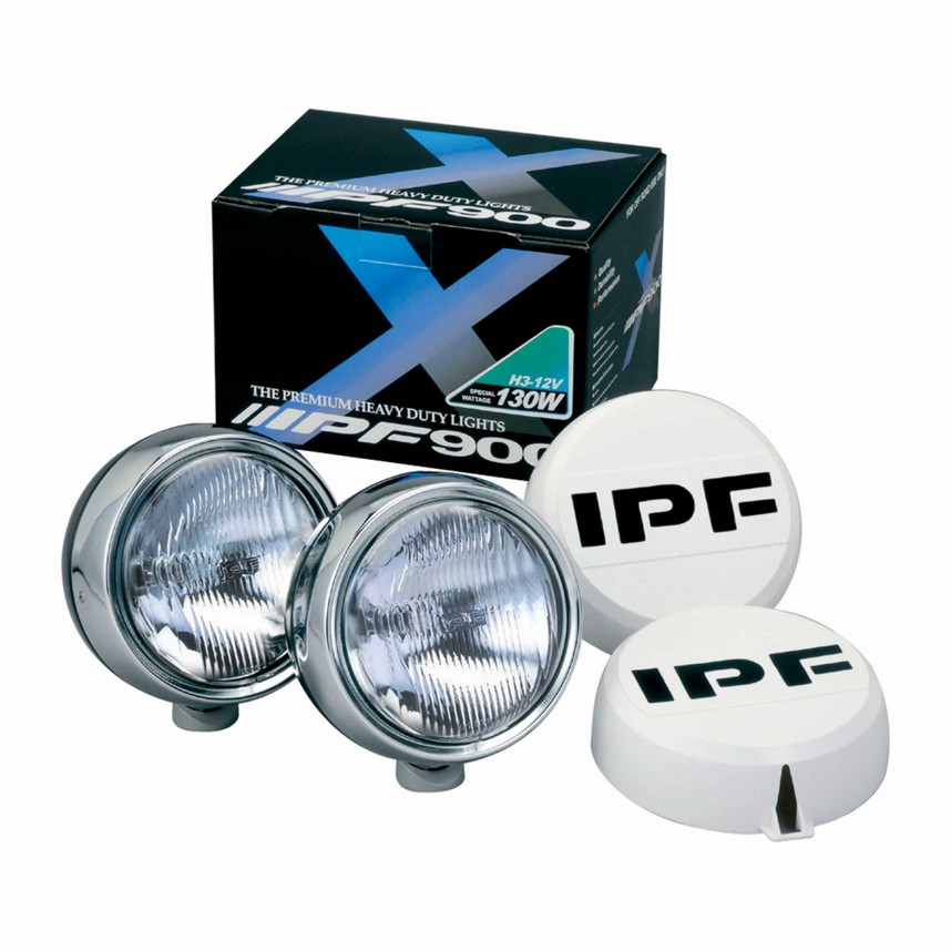 ☆【IPF】900ヒストリカルスポットランプキットInc 2 x 900 200mmブラケットマウントランプ