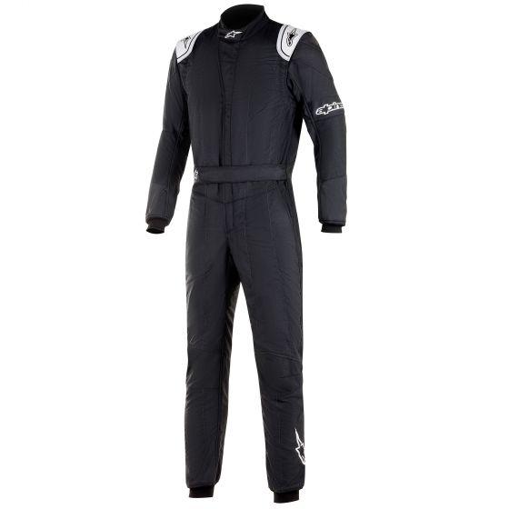 4輪 レーシングスーツ 正規店 ☆NEWモデル☆ Alpinestars アルパインスターズ Black 店 GP TechV3レーススーツ