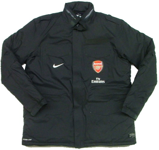 side line outer 505325 parka NIKENikeARSENAL hQrdCts
