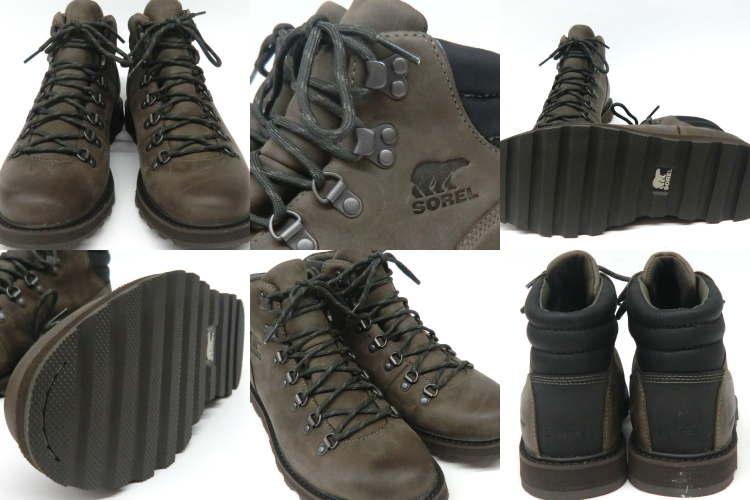 d1c113cc92a SOREL (Sorrel) winter boots Madson Hiker Waterproof (Madson hiker  waterproof) NM2620