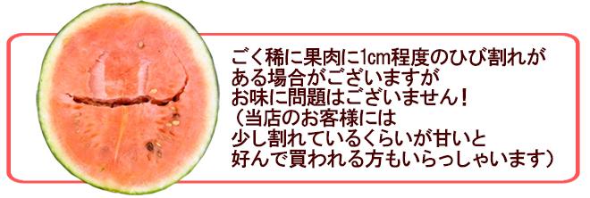 "熊本県 黒皮すいか ""夢黒小玉"" 秀・優品 3L 1玉 約2.5kg【予約 5月下旬以降】"