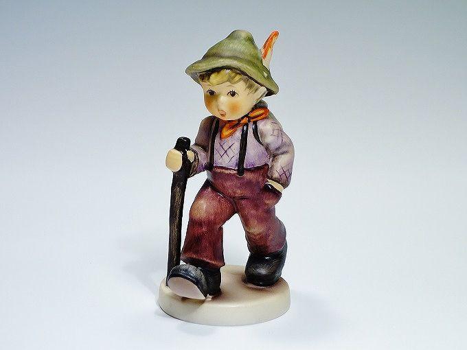 Goebel ゲーベル社 Hummel フンメル人形 Grandpa's Boy フィギュリン 【中古】