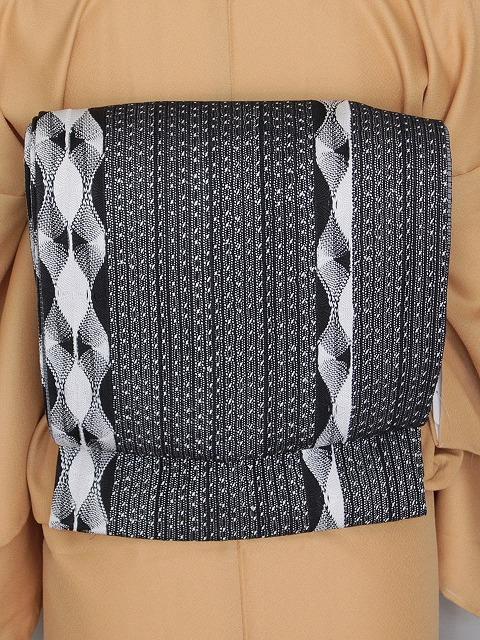 袋帯 全通帯 綾樹宝 組帯 おしゃれ帯 お仕立て済 Q2162-02