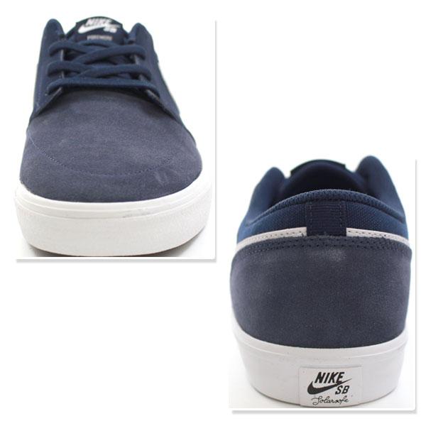 Zapatos Nike Sb Portmore II Solar 880266 410 Midnight Navy