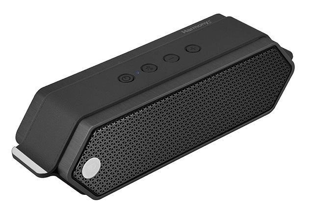 『Dreamwave Harmony ブラック』ポータブル Bluetoothスピーカー