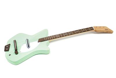 『組み立て式ギター Loog Electric グリーン』