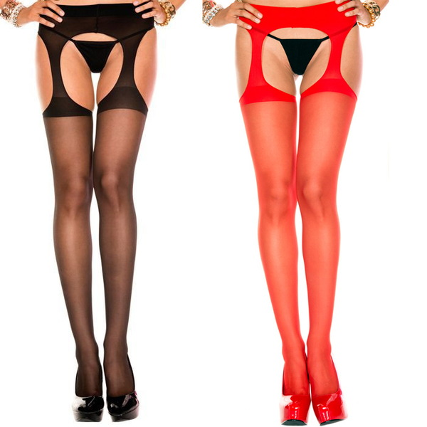 Join. Red sheer suspender pantyhose can help