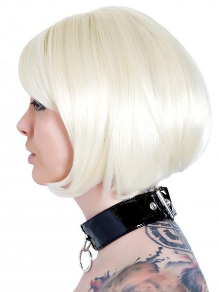 【skinfit】wwh1108-PVC☆ソフトチョーカー