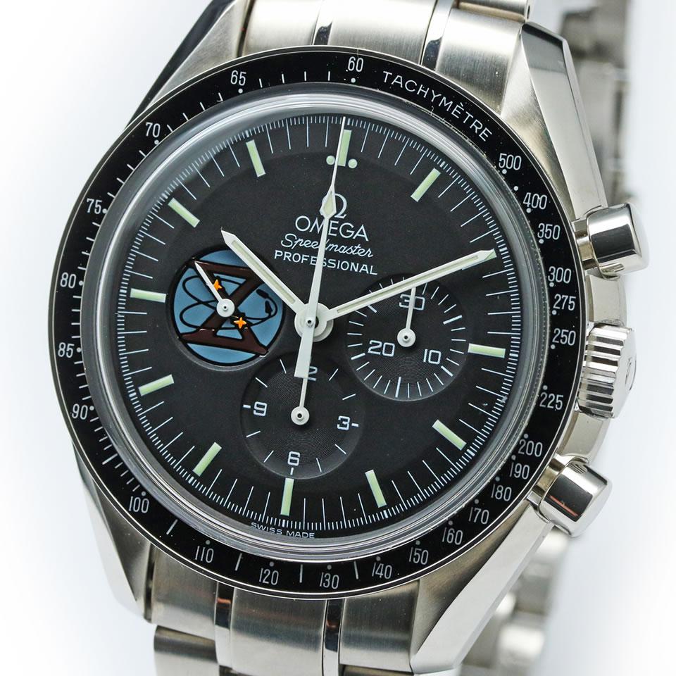Omega Speedmaster Professional Missions Gemini X 3597.08オメガ スピードマスター ミッションズ ジェミニ10号 3597.08 手巻 Cal.1861【レアモデル】【ブランド腕時計】【PAWN SHOP】【質屋出店】