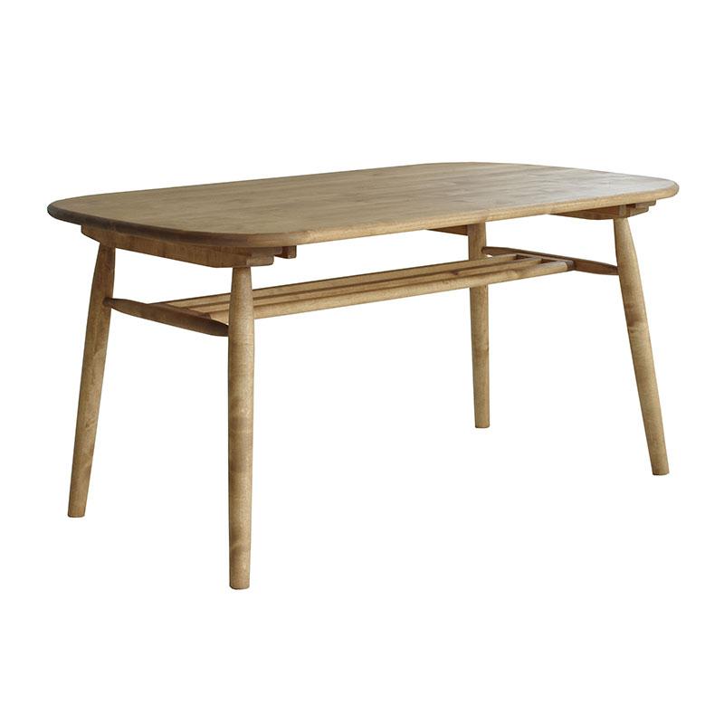 アンジー ロジー ダイニングテーブル /and g Logie dining table カントリー家具 バーチ材 食卓