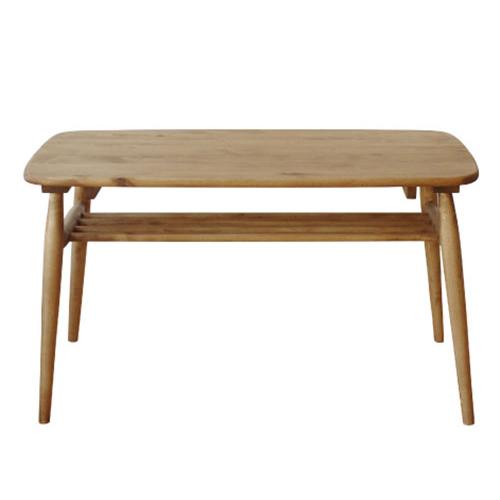 カントリー家具 センターテーブル 100 / アンジー ロジー 55センターテーブル / and g Logie 55center table / バーチ材 リビングテーブル コーヒーテーブル