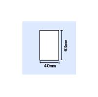 東芝TEC KP-20用白無地サーマル 幅40×長さ63(mm)〔50巻〕, Crave-Love:6dd1ca95 --- officewill.xsrv.jp