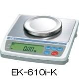 【送料無料】パーソナル電子天秤 EK-610i-K/EK-6100i-K[カウンティング機能付・検定なし], エビノシ:80e3e2e1 --- officewill.xsrv.jp