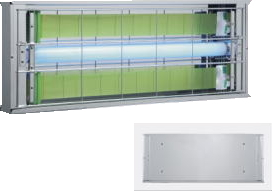 【送料無料】捕虫器ムシポンMPX-2000K[壁付型/片面誘引型/目隠しなし], ビューティージャングル:08d1570e --- officewill.xsrv.jp