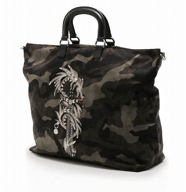 60b7e09f6892 Lafesta CawCaw Rakuten Ichiba Shop: Prada dragon X camouflage tote bag  shoulder bag camouflage 2WAYPRADA Prada handbag | Rakuten Global Market