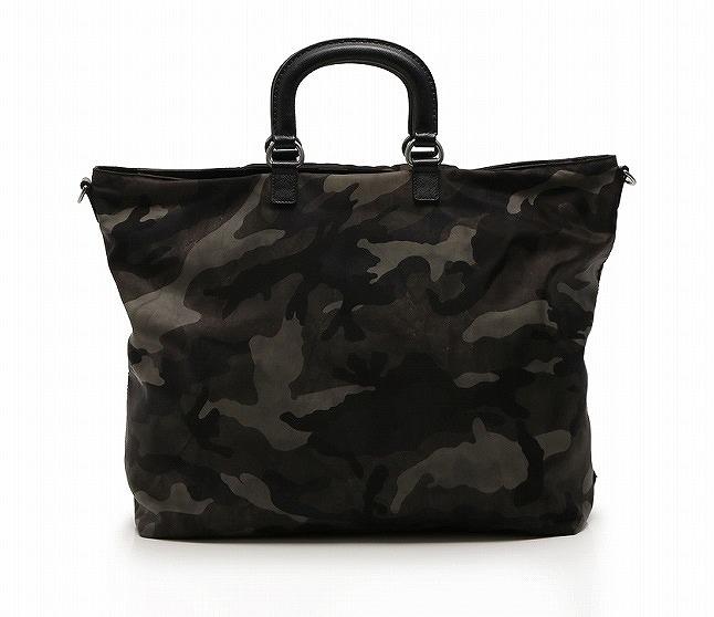 f2b4d597086d Prada dragon X camouflage tote bag shoulder bag camouflage 2WAYPRADA Prada  handbag