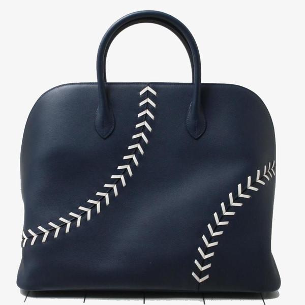 HERMES エルメス ボリード1923 ベースボール 45cm【送料無料】【未使用品】HERMES バッグ