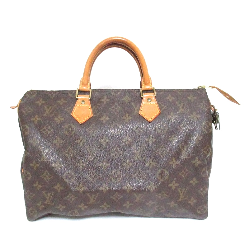 LOUIS VUITTON ルイヴィトン M41524 スピーディ35【送料無料】【中古】