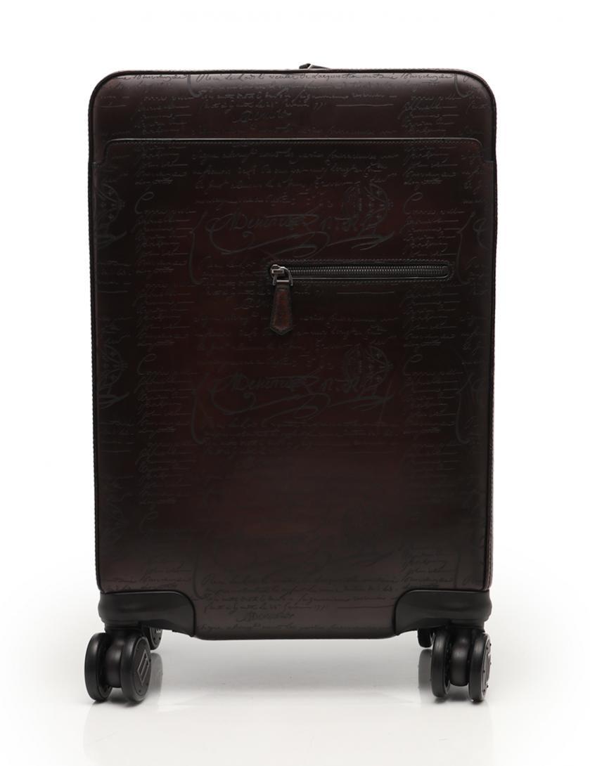 BERULUTI ベルルッティ ベルルッティ FOMULA1004ローリングスーツケース キャリー【送料無料】【未使用品】
