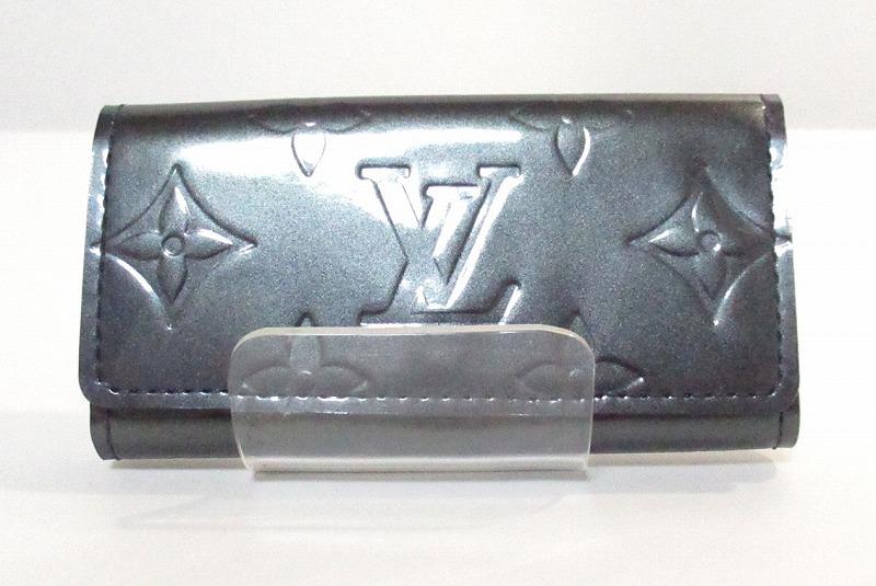 LOUIS VUITTON ルイヴィトン M91359ミュルティクレ4 4連キーケース【中古】