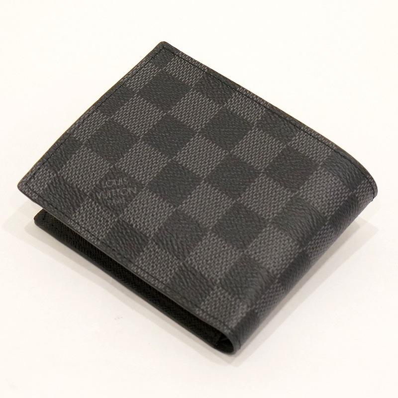 LOUIS VUITTON ルイヴィトン N63336 ポルトフォイユ・マルコ 2つ折り財布【送料無料】【中古】