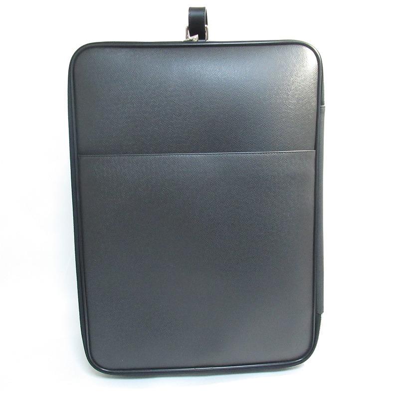 LOUIS VUITTON ルイヴィトン M23312 ペガス55 キャリーバッグ スーツケース タイガ アルドワーズ ブラック【送料無料】【中古】