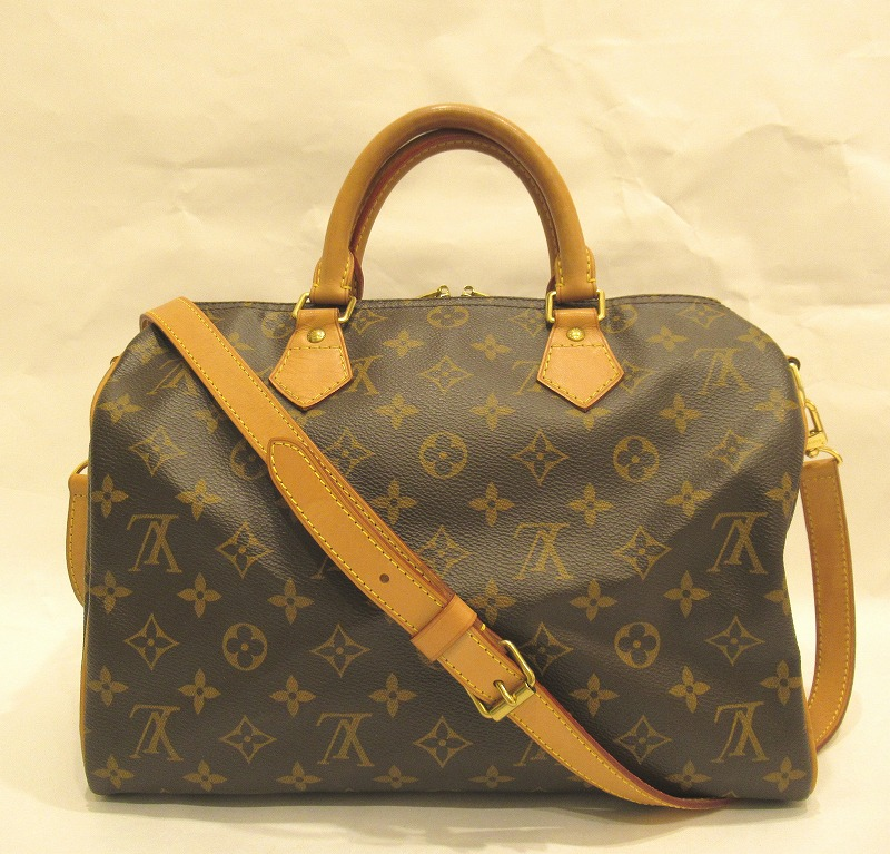 LOUIS VUITTON ルイヴィトン スピーディ30【送料無料】【中古】