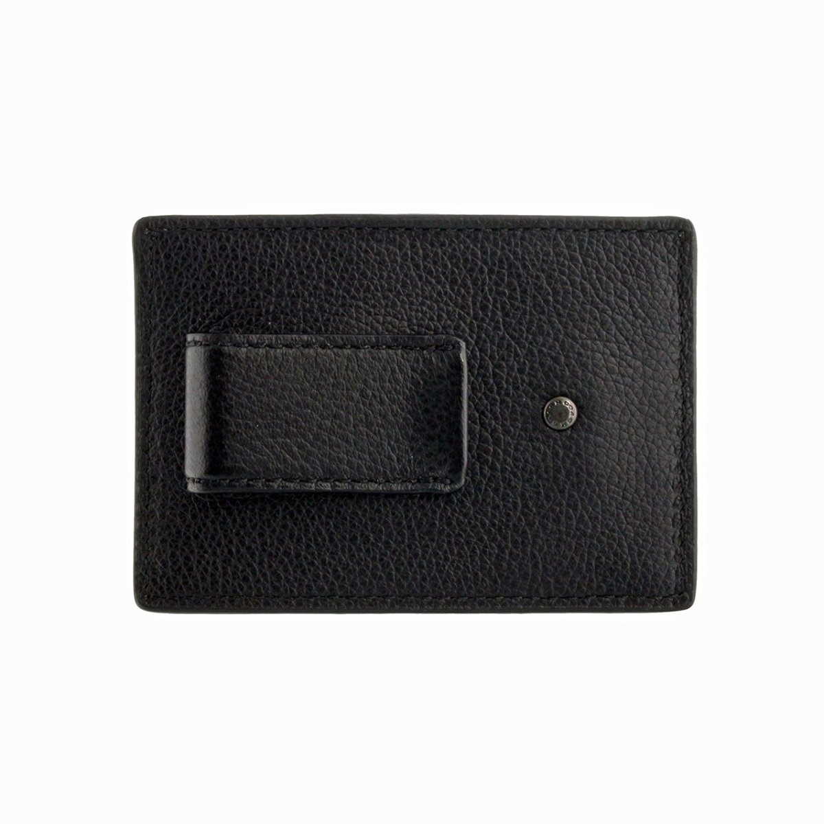uk availability dc984 edcb7 COACH men card case money clip F75459 black [parallel import goods]
