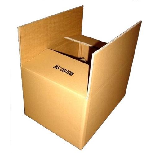 重梱包や海外引っ越し メーカー直売 海外宅配に 宅配100サイズ 厚手 ダブルダンボール 8W×5枚 定番 海外発送 パック 重梱包